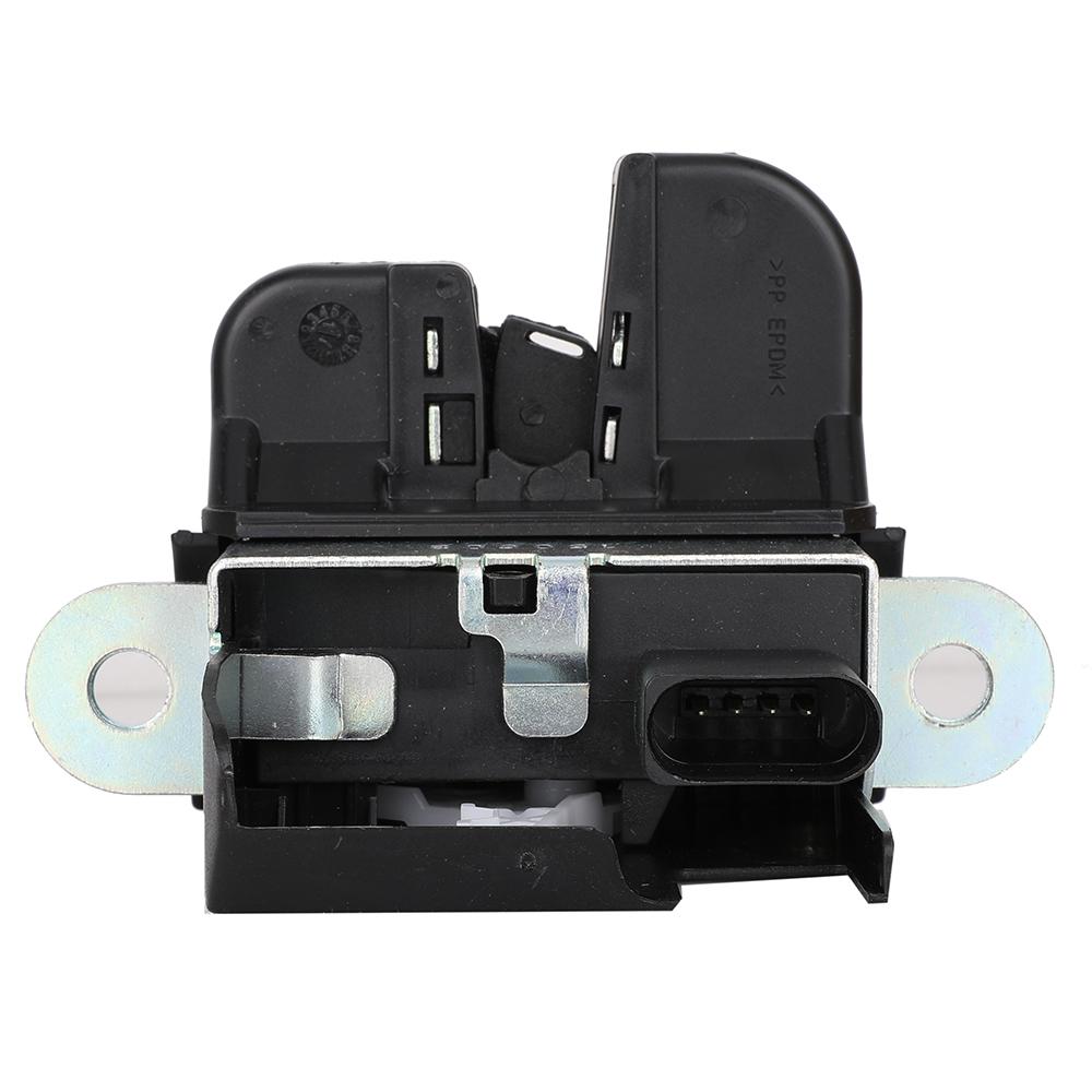 f r vw golf 5 v passat variant 3c heckklappenschloss. Black Bedroom Furniture Sets. Home Design Ideas