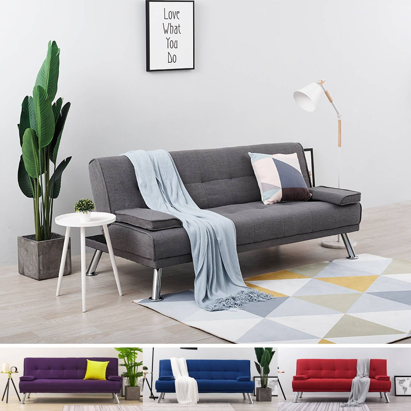 Tremendous Details About New Design Sofa Bed Fabric Sofabed Recliner 3 Seater Luxury Sofa In 5 Colours Download Free Architecture Designs Momecebritishbridgeorg