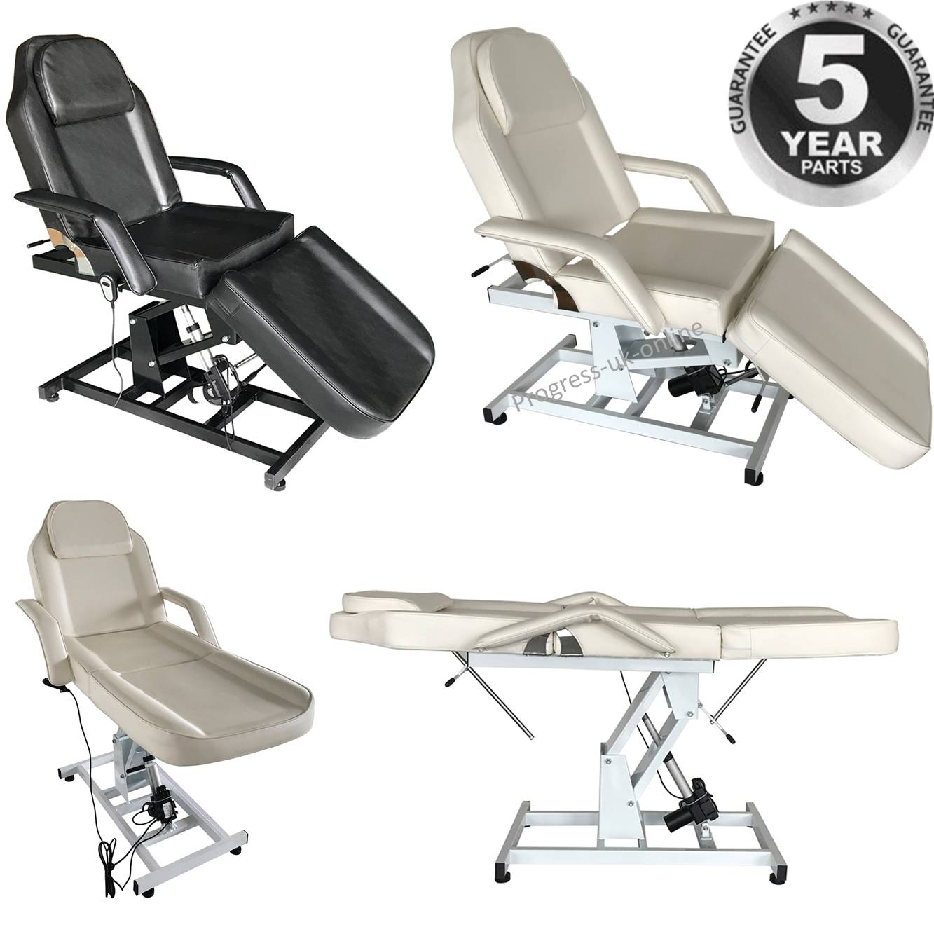 Miraculous Details About Electric Adjustable Beauty Therapy Salon Treatment Massage Table Couch Chair Bed Interior Design Ideas Helimdqseriescom