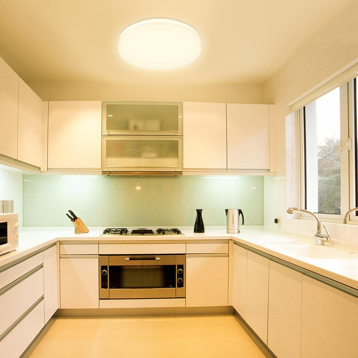 Le 24w Led Ceiling Light Flush Mount Fixture Kitchen