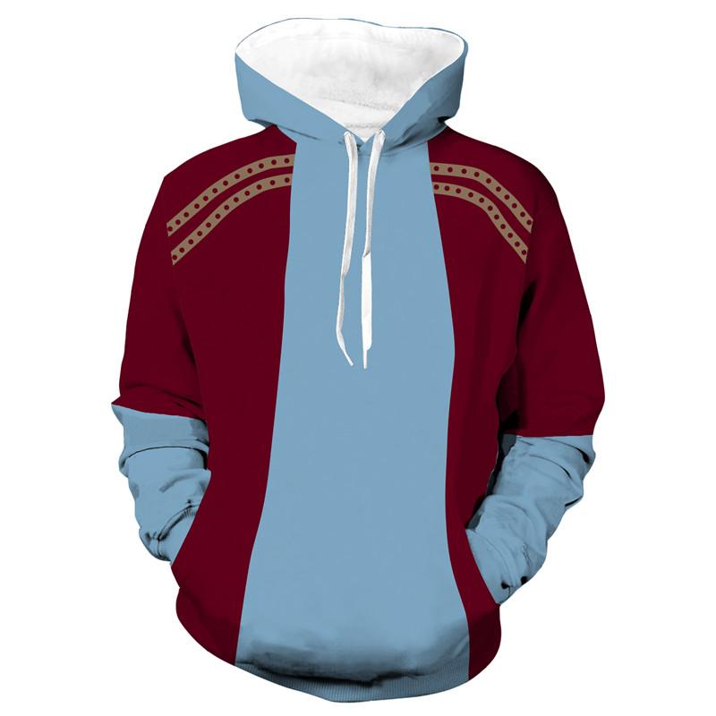 Game Of Thrones John Snow Hoodie Cosplay Costume Sweatshirt Hooded Coat Jacket