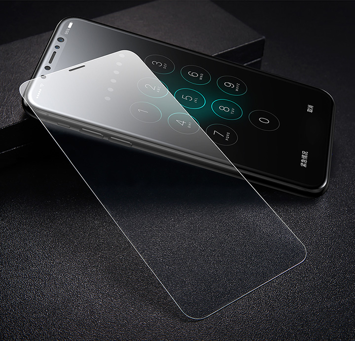 Details about 9H Apple iPhone XS Max XR Front Back 3D Touch Tempered Glass  Screen Protector US