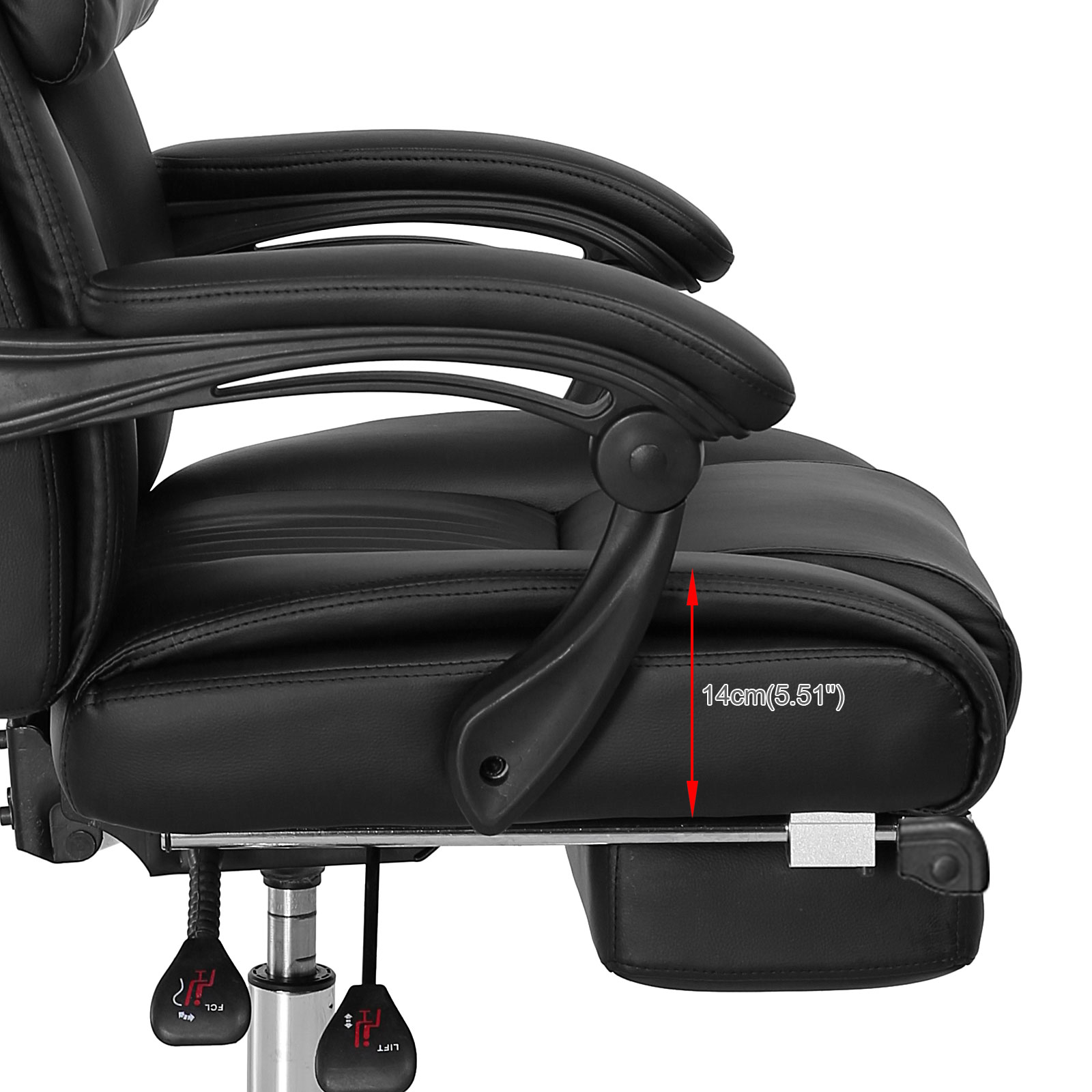 The Best 28 Images Of Office Chairs That Recline