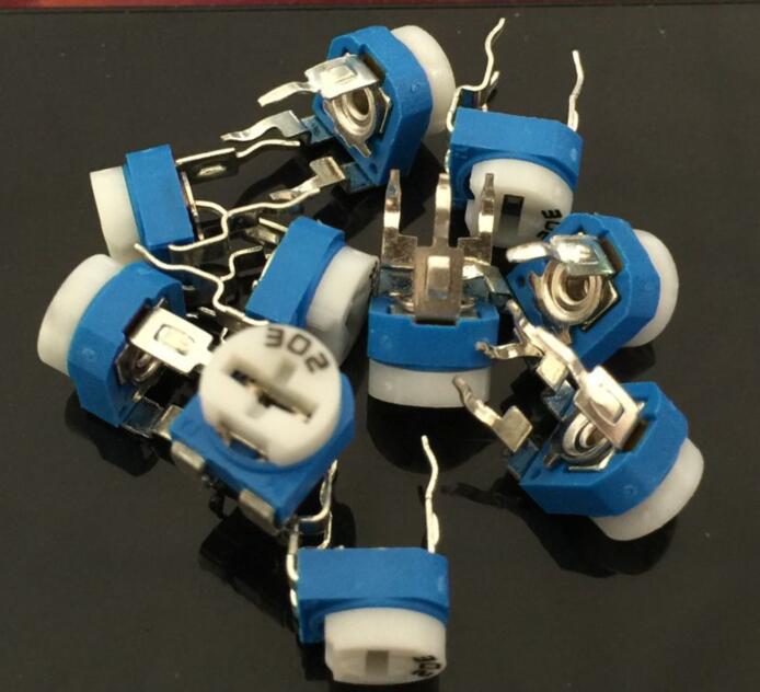 DZ920 20K OHM Trimpot Trimmer Potentiometer Pot Variable Resistor RM065-203 x10^