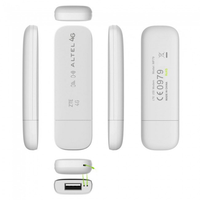 Details about Hot Sale ZTE MF79s 4G LTE WiFi Modem 150Mbps 3G UMTS USB  Dongle PK HUAWEI E8372