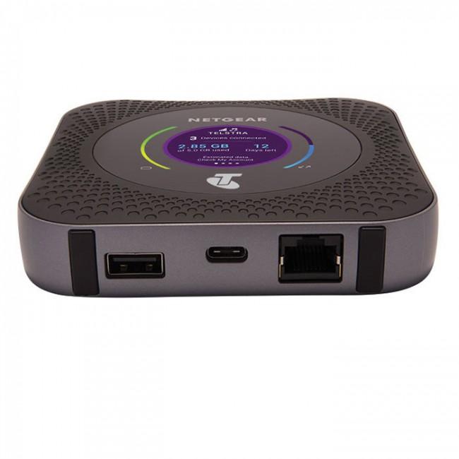 netgear nighthawk m1 mr1100 4gx gigabit lte mobile wifi. Black Bedroom Furniture Sets. Home Design Ideas