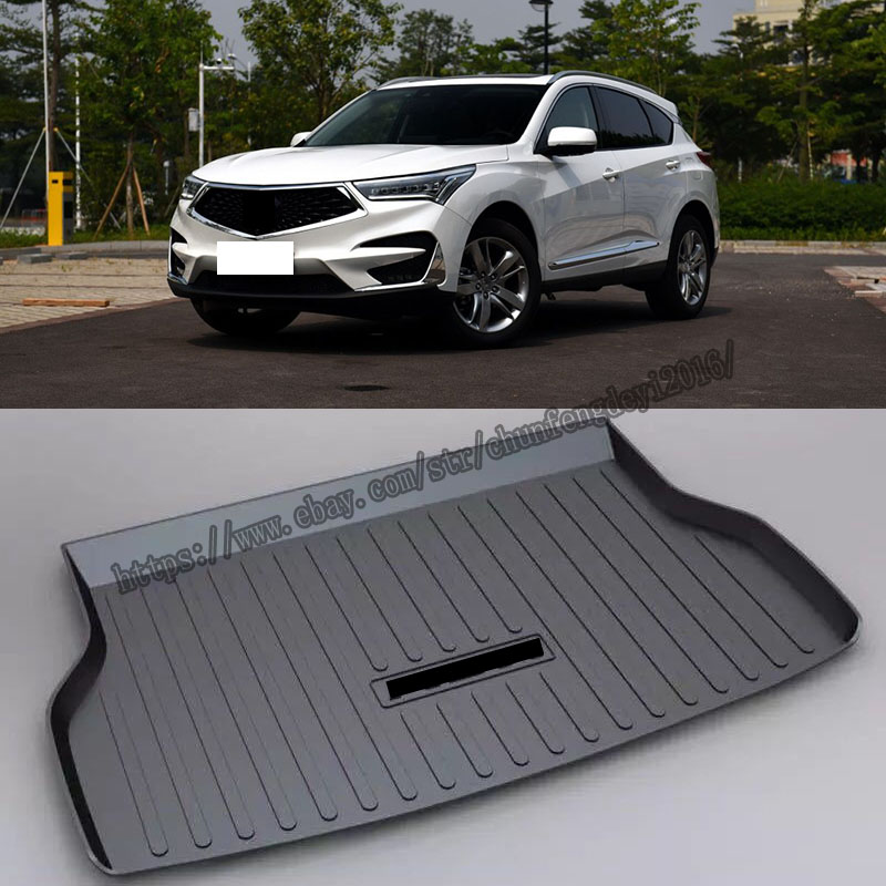 For Acura RDX 2018-2019 Rear Trunk Tray Cargo Boot Liner