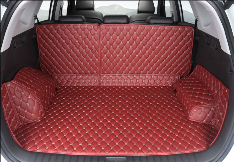 Cargo Liner Accessories Boot Mat Cover Genuine For Hyundai