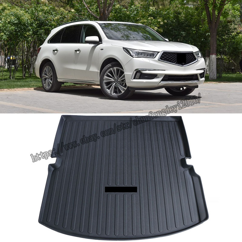 For Acura MDX 2014 2015 2016 2017 Car Cargo Rear Trunk Mat