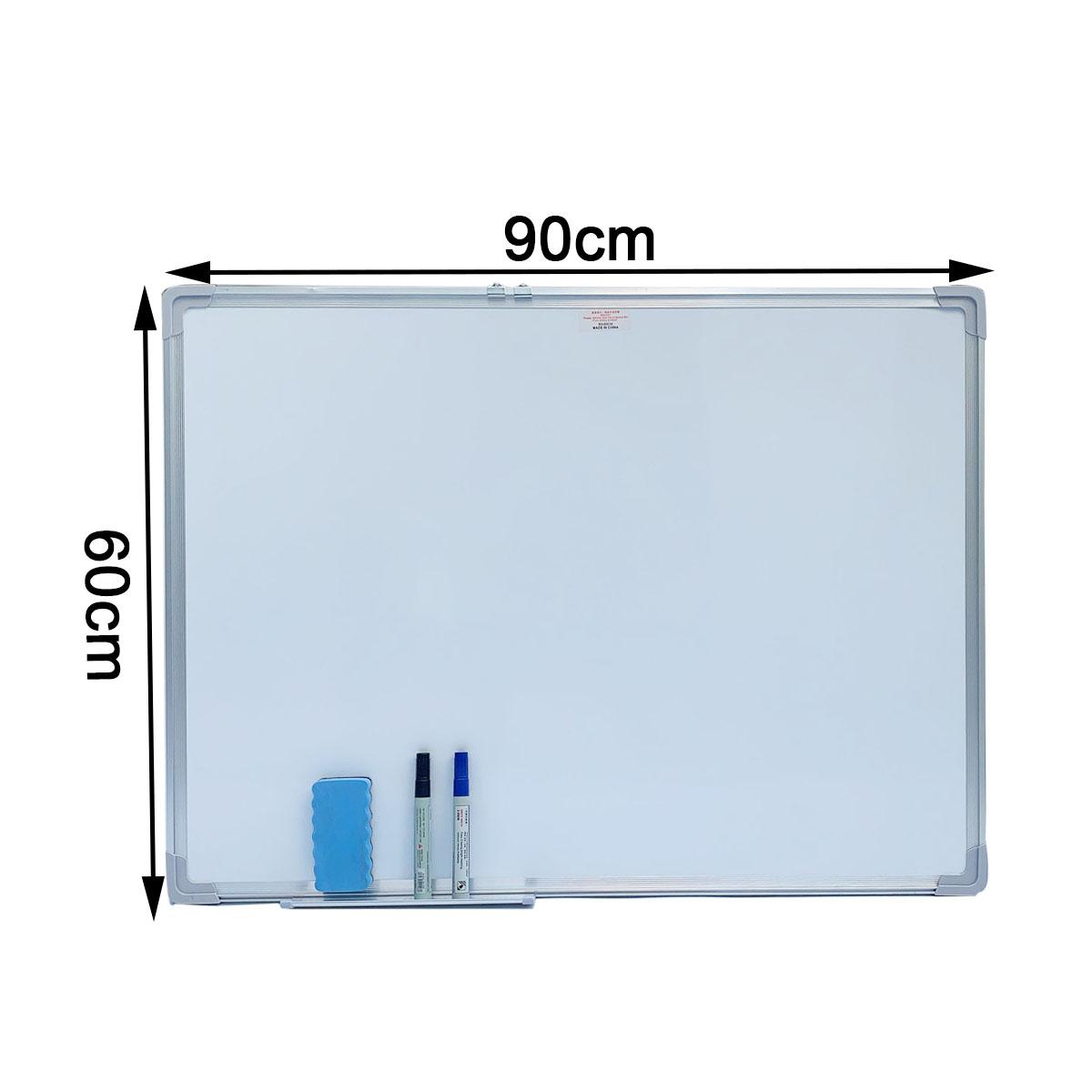 Whiteboard Schreibtafel Magnettafel Wandtafel Weißwand Memoboard für Büro Schule