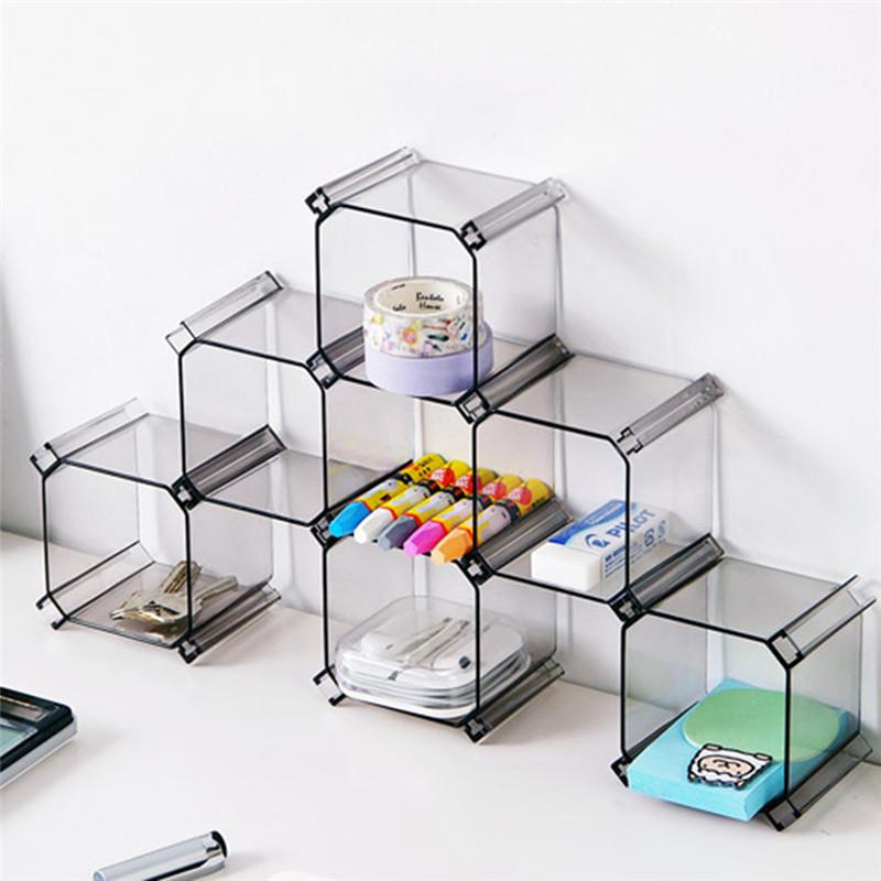 Underwear Tie Bra Socks Storage Plastic Box Organizer Case Desk Drawer Divider