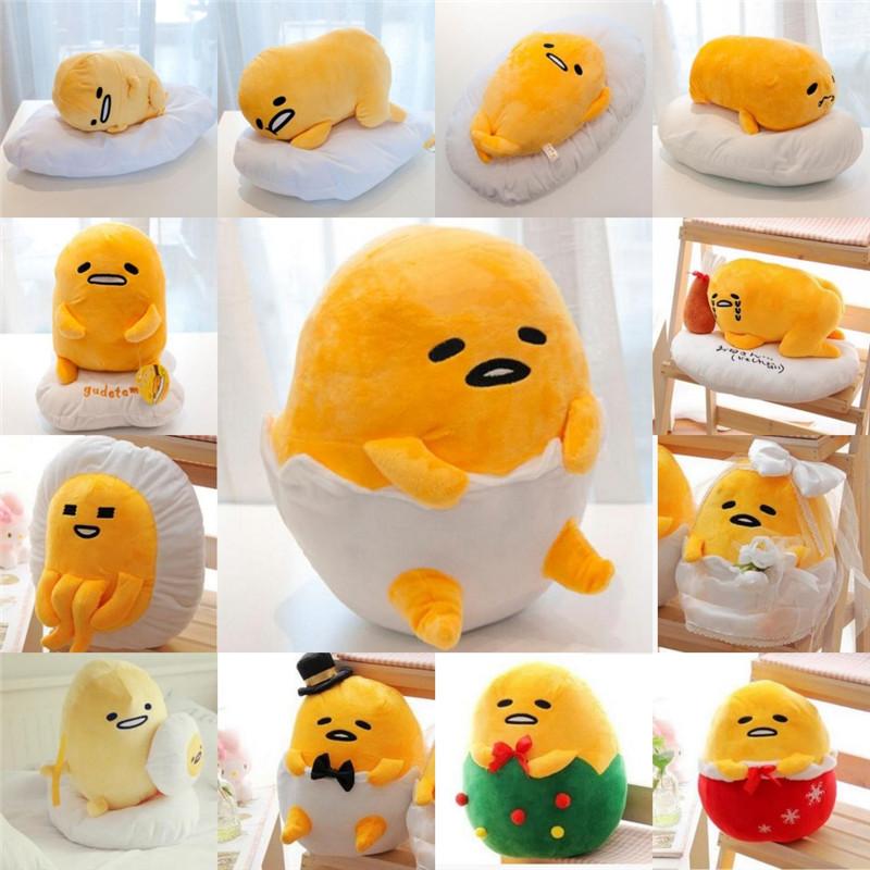 Kids Wedding Gift Japan Sanrio Gudetama Cartoon Cute Plush Stuffed