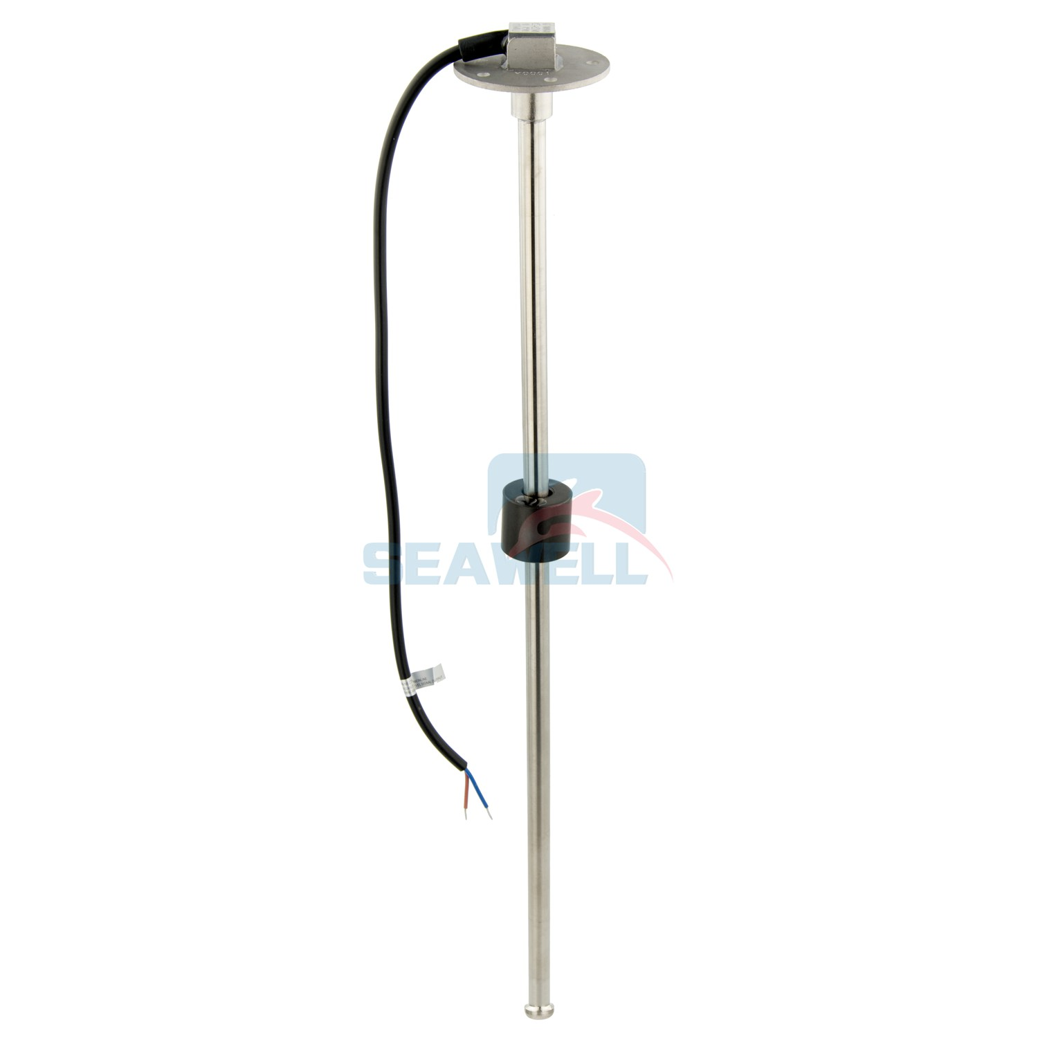 Boat Car Fuel Sending Unit Marine Water Level Gauge Sensor 240~33ohm 350mm Stainless Steel Fuel Level Sensor 5 holes