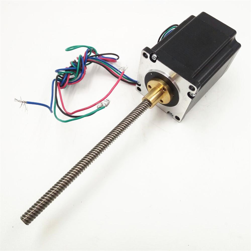 NEMA17 Linear Stepper Motor Lead Screw L310mm 1.5A 0.22NM 3D printer Z-axis CNC