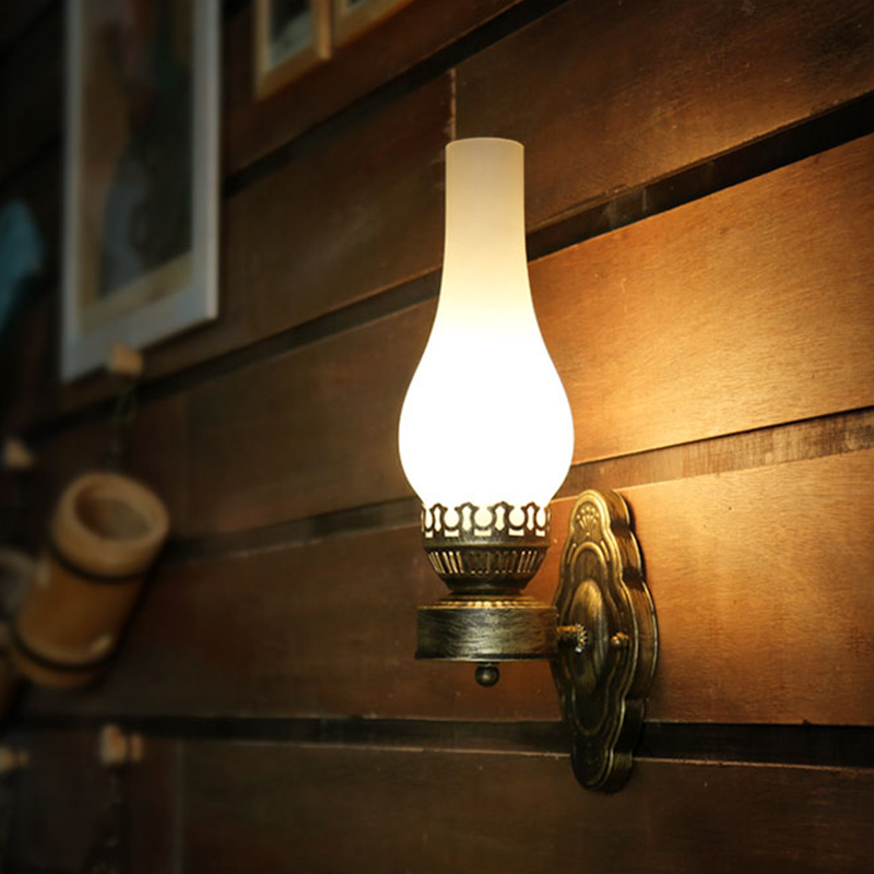 Details About American Style Retro Lighting Fixtures Aisle Bar Light Cafe Restaurant Wall Lamp