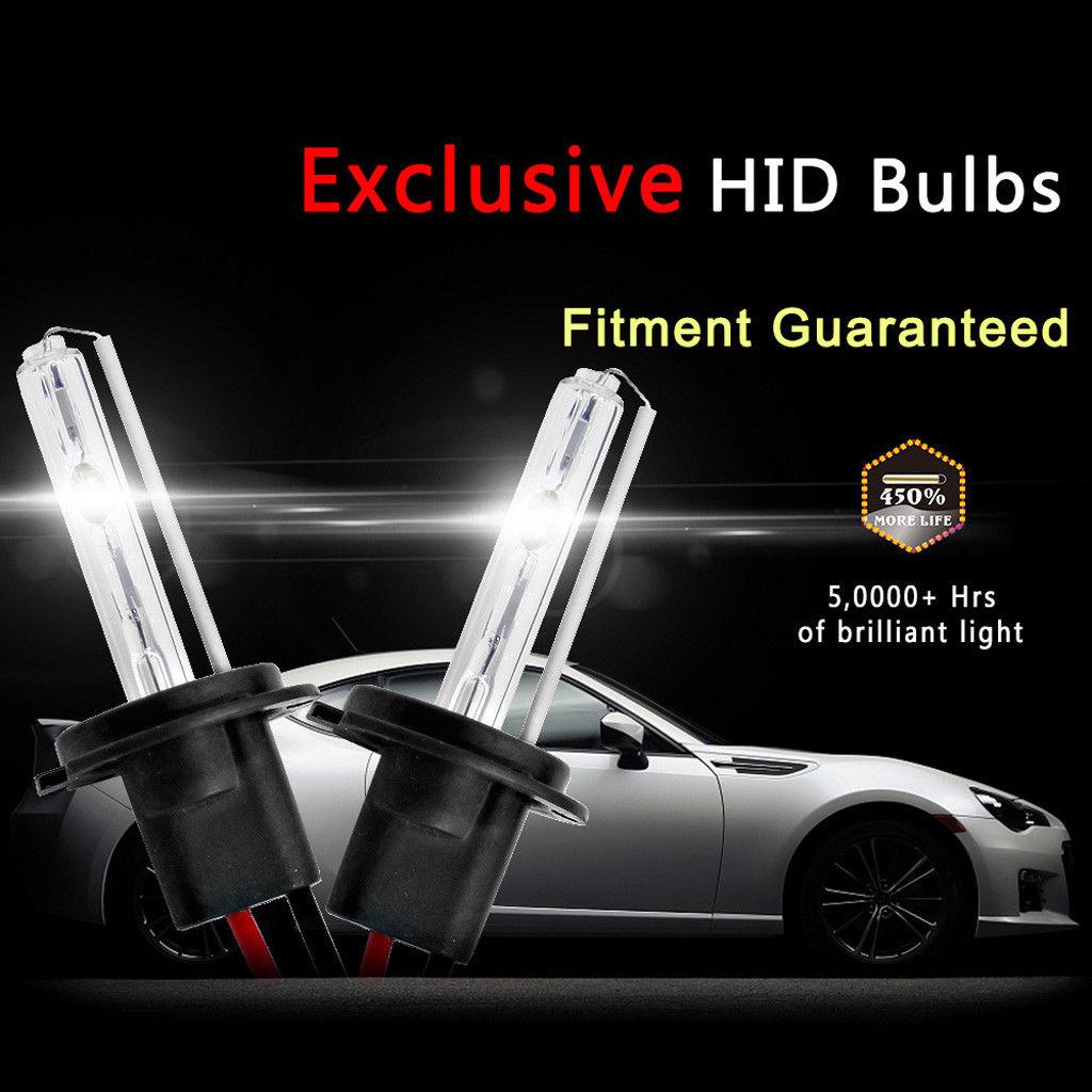 35w 55w Hid Xenon Headlight Bulb H1 H3 H7 H8 H11 H4 D1s D2s D3s Bi Wiring Diagram Mx 6 Replacement Lamp