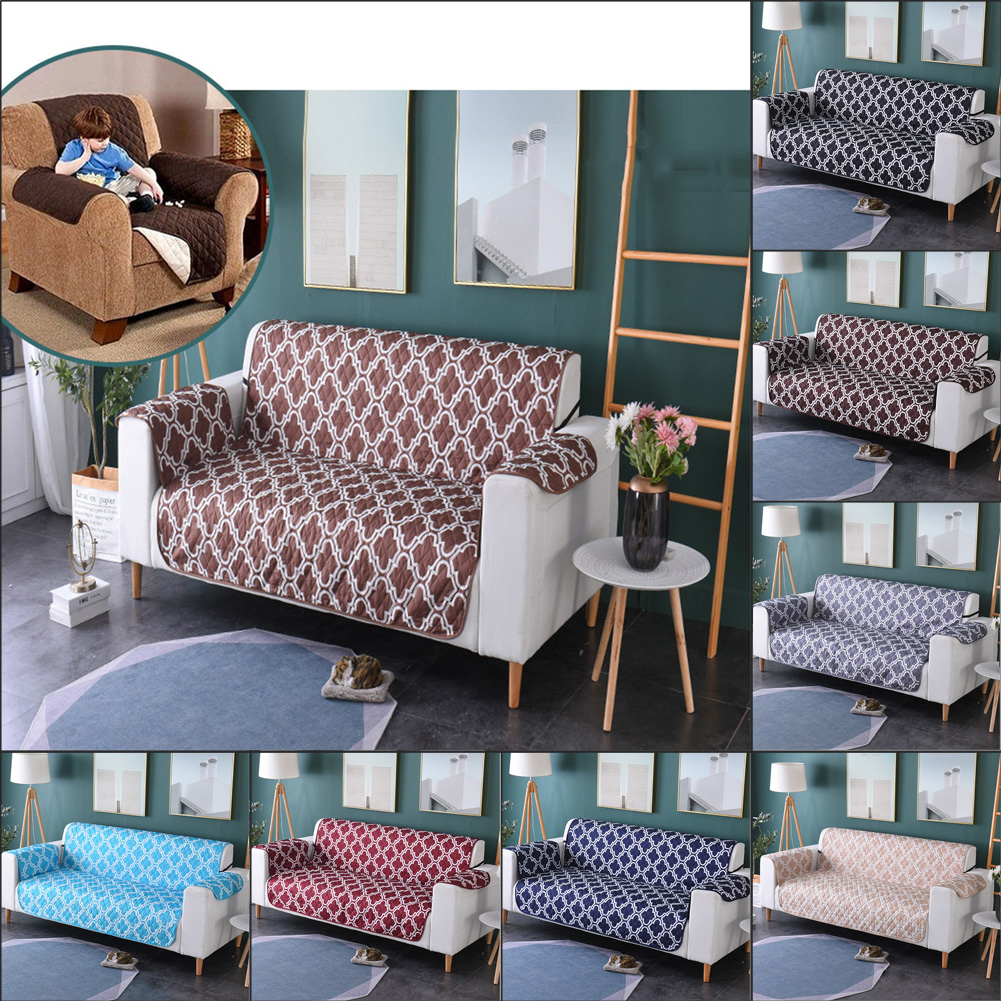 Swell Details About Resistant Quilted Sofa Cover Slipcover Pet Dogs Couch Protector Mat Pocket Ncnpc Chair Design For Home Ncnpcorg