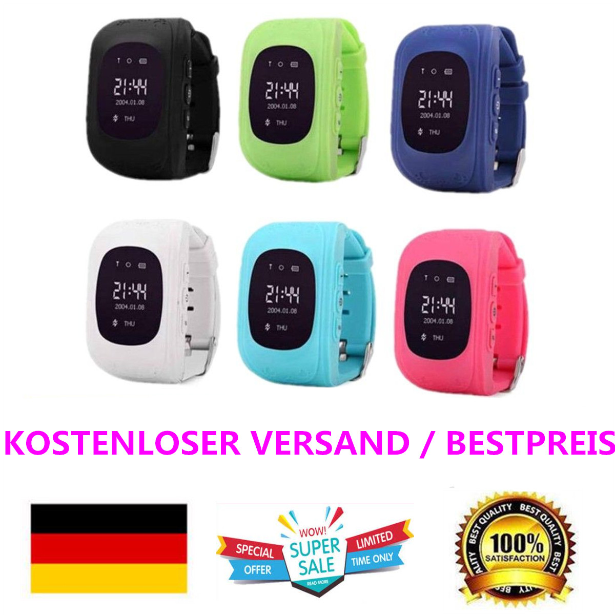 kinder armbanduhr smartwatch telefonieren. Black Bedroom Furniture Sets. Home Design Ideas