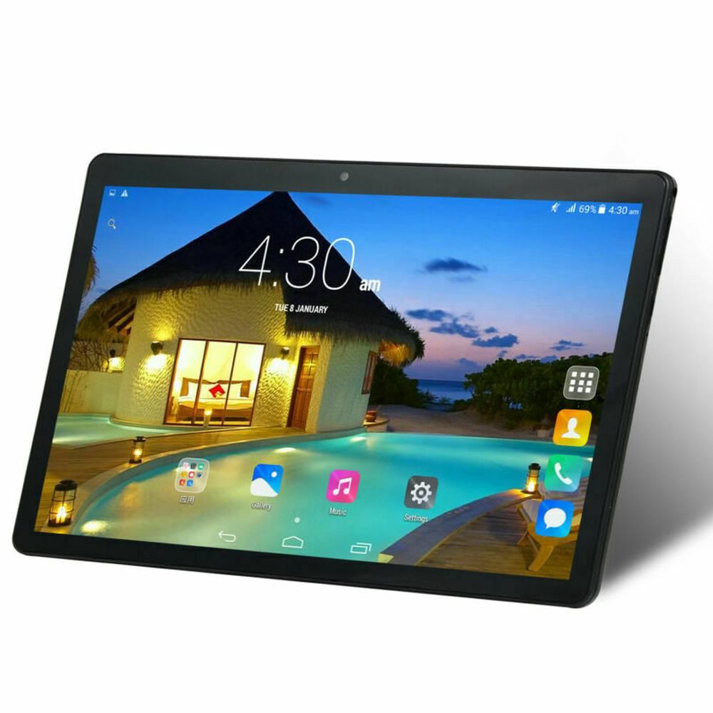 tablet pc 10 zoll 4g 64g wifi gps dual sim kamera 10 core. Black Bedroom Furniture Sets. Home Design Ideas
