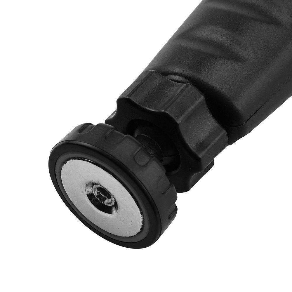 20W Multifunction USB Rechargeable COB LED Slim Work Light Lamp Flashlight KY