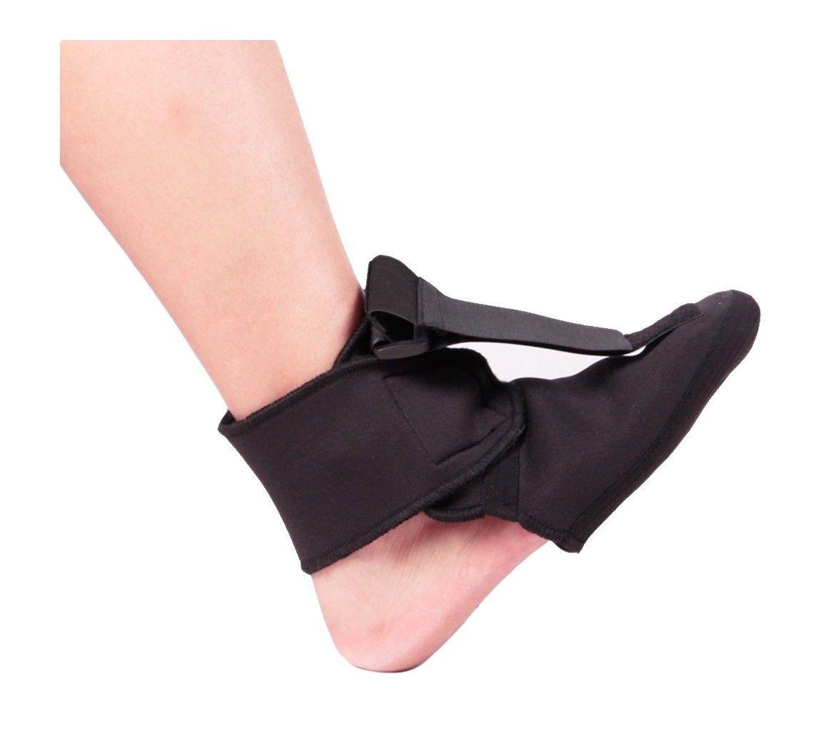 8197b209189f4 Foot Drop Brace Night Splint Plantar Fasciitis Pain Relief Sleep ...