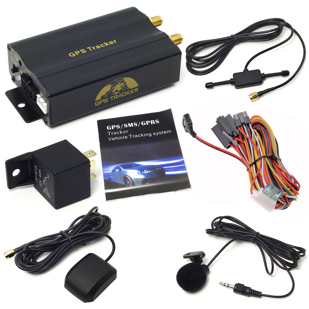 Car Tracking Device >> Hot Tk103 A Gprs Sms Vehicle Car Gps Tracker Tracking Device Alarm