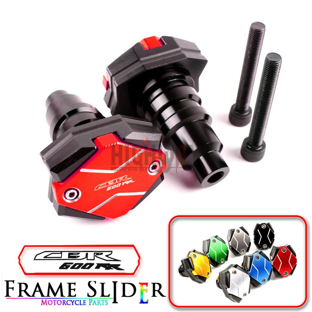 Blue CNC Front Fork Sliders POM For Honda CBR600RR 03-06