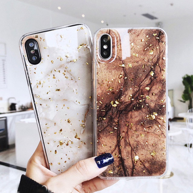 MAKAVO for iPhone 6s Plus Case Luxury