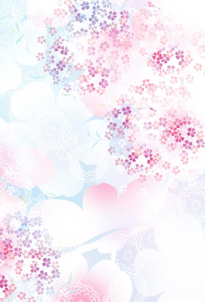 5x7 Plain Flower Wallpaper Backdrop Photography Studio Background Led Prop Vinyl