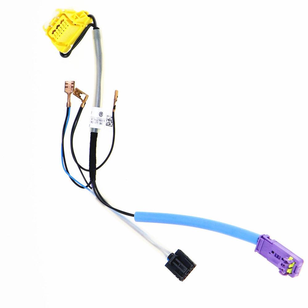 [SCHEMATICS_4LK]  0EM Steering Wheel Airbag Wiring Plug For VW Golf Jetta MK5 Passat B6  Rabbit Eos | eBay | Vw Air Bag Wiring |  | eBay