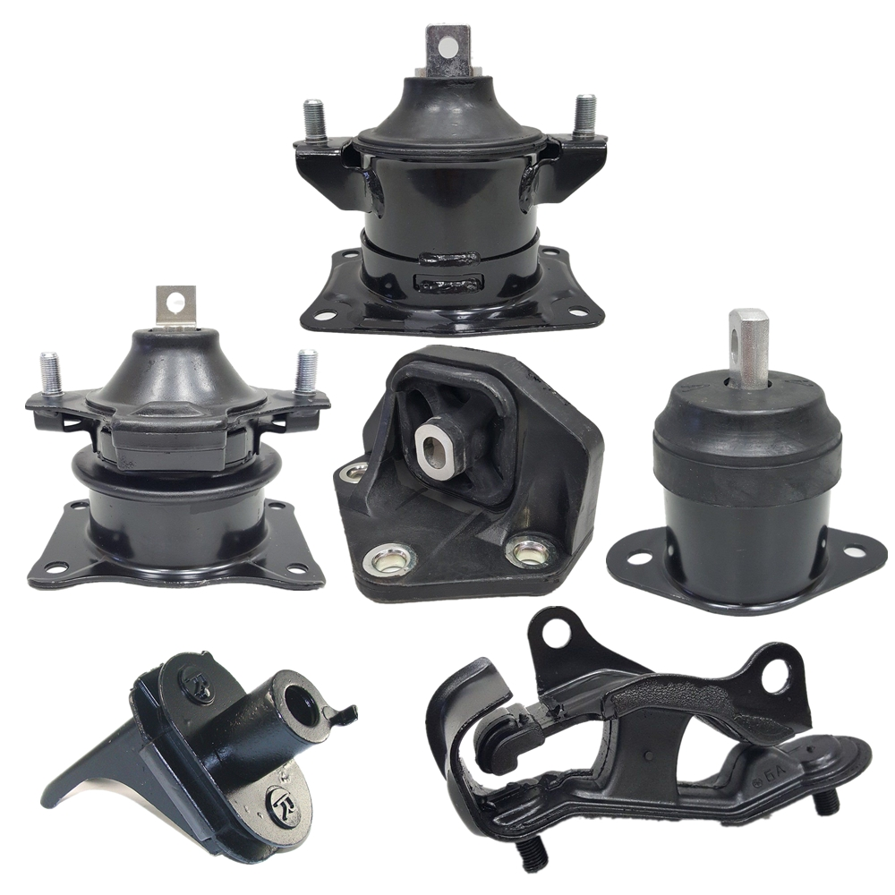 New Engine Motor & Trans Mount Set 6pcs For 2004-2006