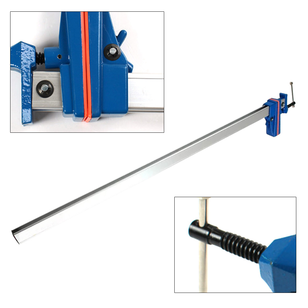 heavy duty f-clamp bar clamp for woodworking wood