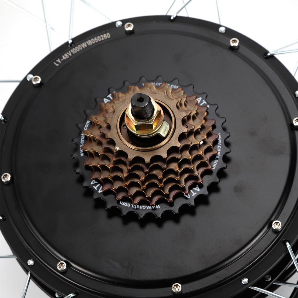 28 1000w 48v elektro fahrrad umbausatz e bike conversion. Black Bedroom Furniture Sets. Home Design Ideas