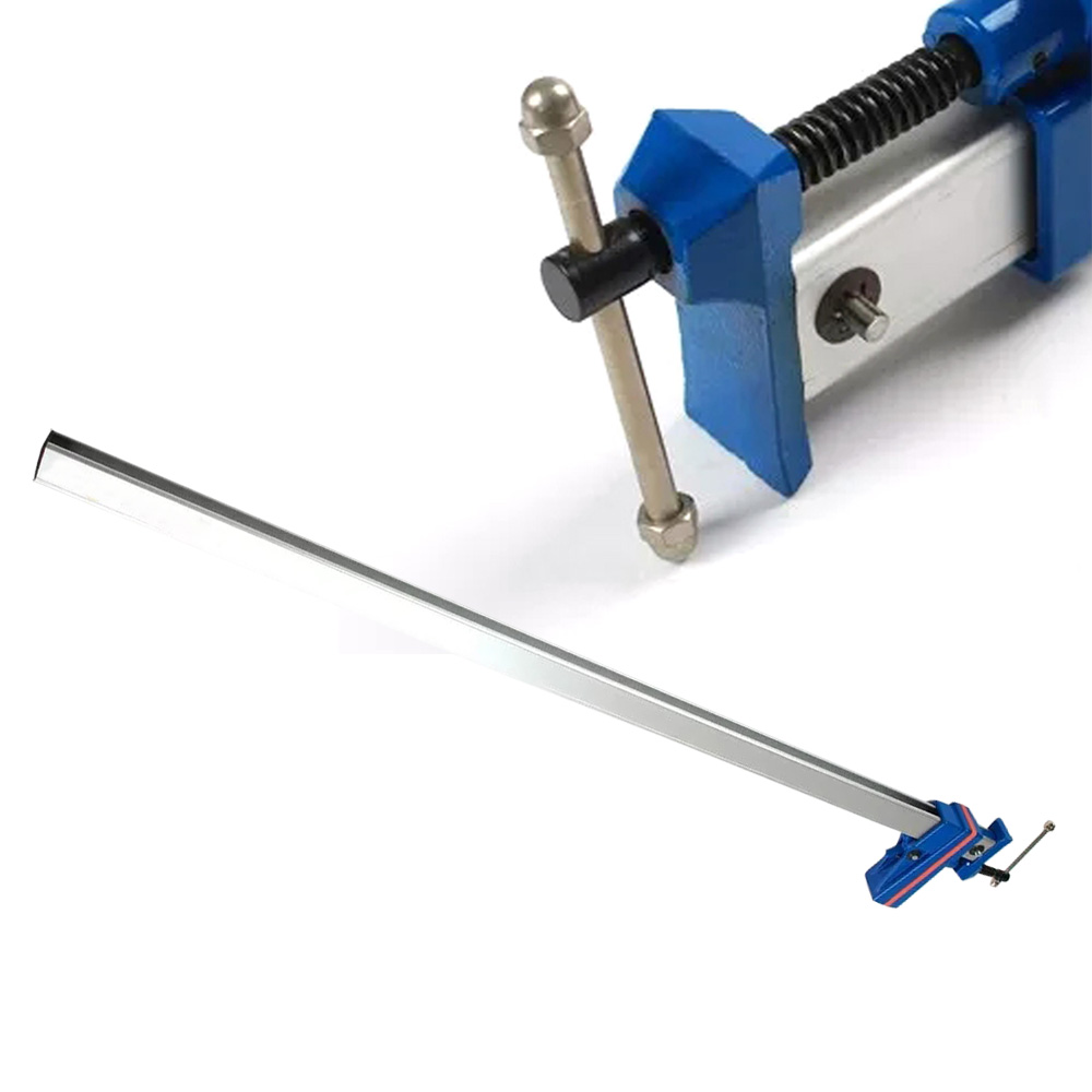 details about woodworking clamp 36inch f-clamp metal quick slide bar  aluminum alloy grip tools