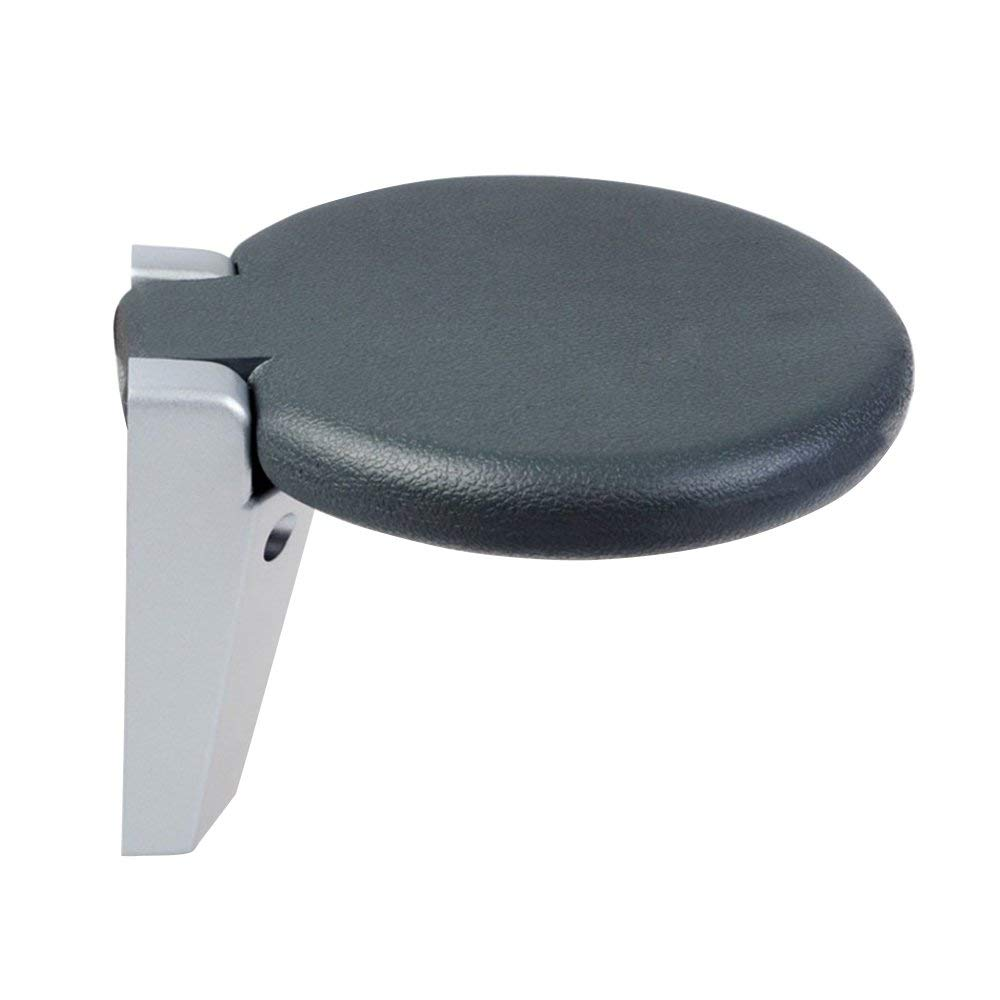 Folding Shower Seat Pu Aluminum Wall Mounted Bench