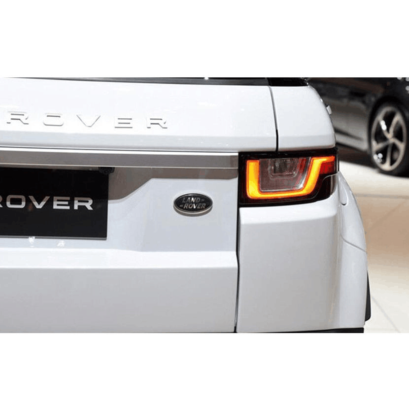 Land Rover Sport Supercharged Tailgate / Grille Emblem