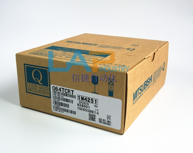 1PCS Brand NEW IN BOX Mitsubishi Q series Q64TCRT Fast Ship