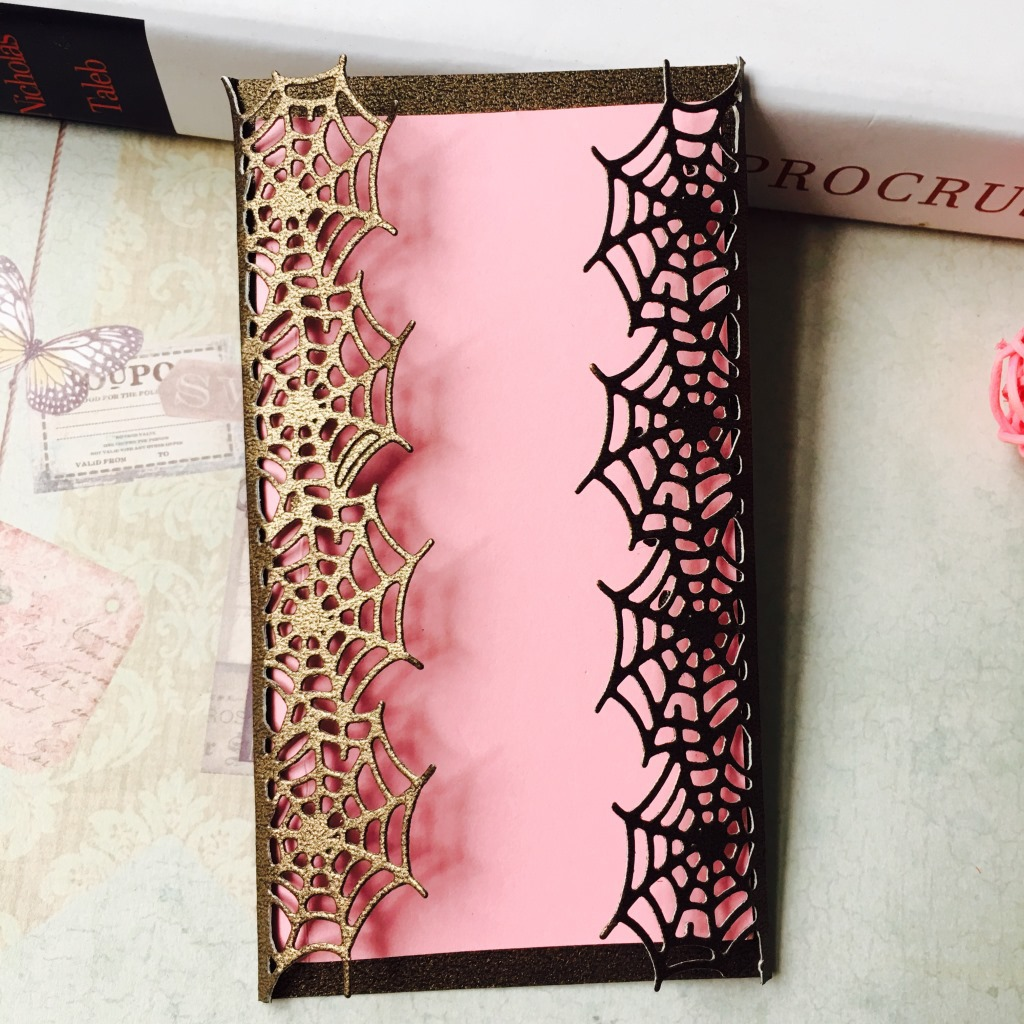 Lace Border Dies Scrapbooking Metal Cutting Dies New Rectangle Frame H