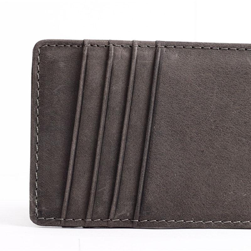 Slim-Men-s-Leather-Magnet-Wallet-Credit-Card-ID-Holder-Money-Clip-Front-Pocket thumbnail 17