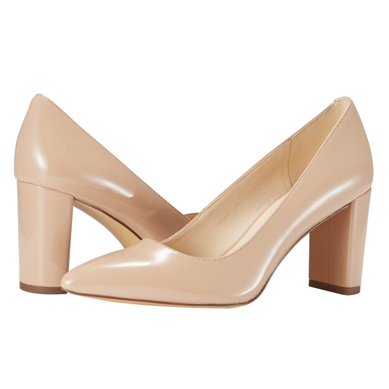 Nude Heel Shoes