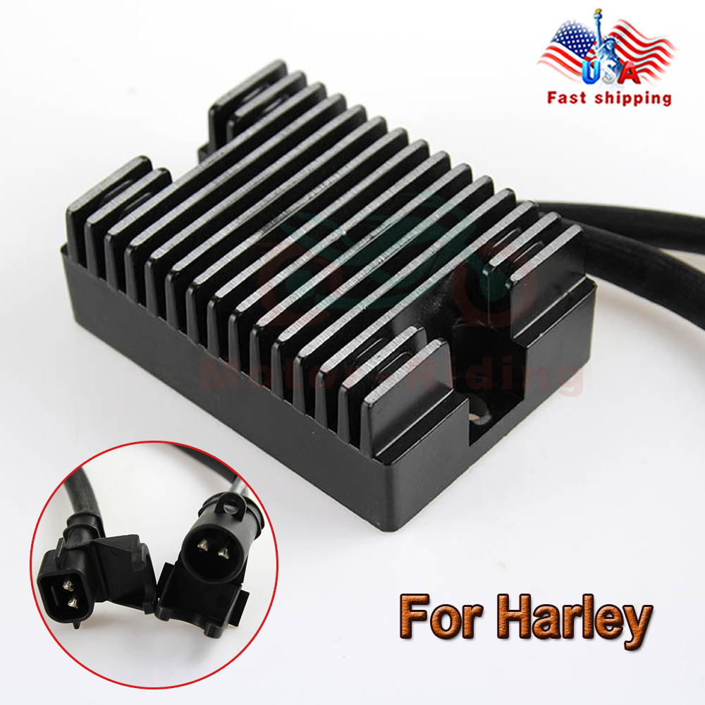 Voltage Regulator Rectifier For Harley Davidson 2007-2008 Sportster 883 1200 NEW
