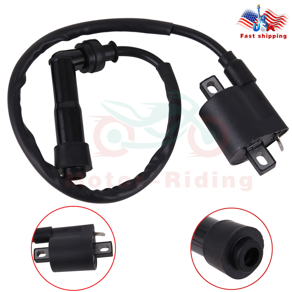 IGNITION COIL YAMAHA GRIZZLY 600 YFM600 1998 1999 2000 2001 ATV IGNITION COIL
