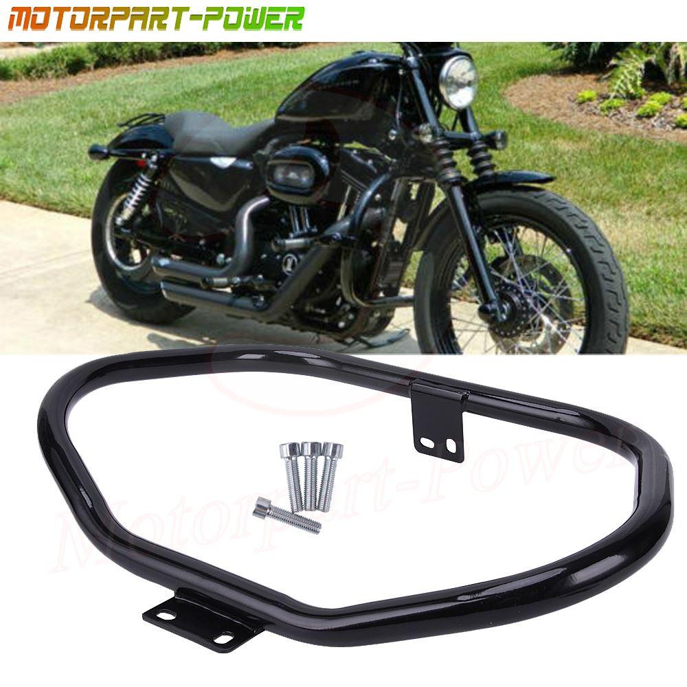 Engine Guard Highway Bar For Harley Sportster 2004-2020 18 XL883 1200 08-2013 XR