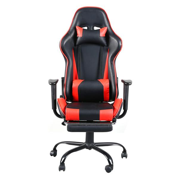 Racing Gaming Chair Ergonomic PU Leather Office Swivel ...