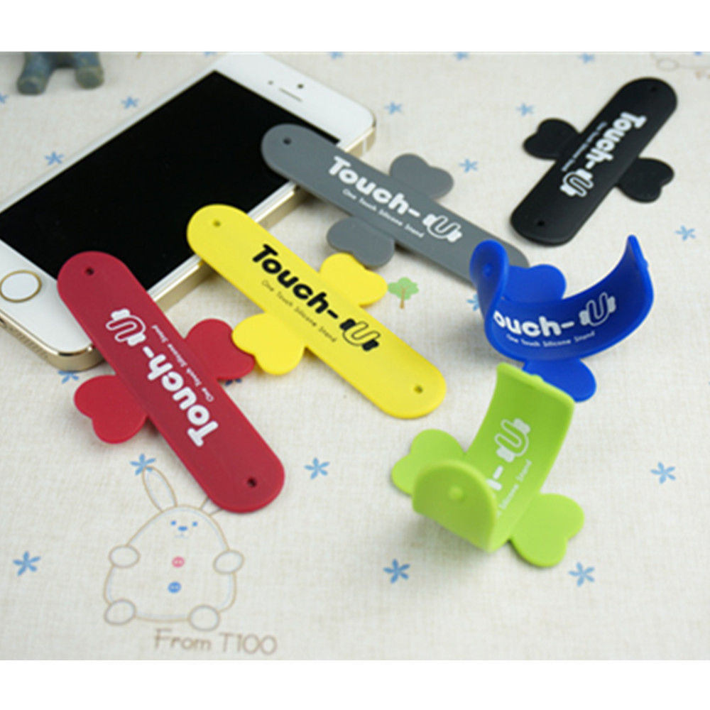 Universal Touch U Silicone Stand Mount Holder Stick  for Apple /& Samsung New