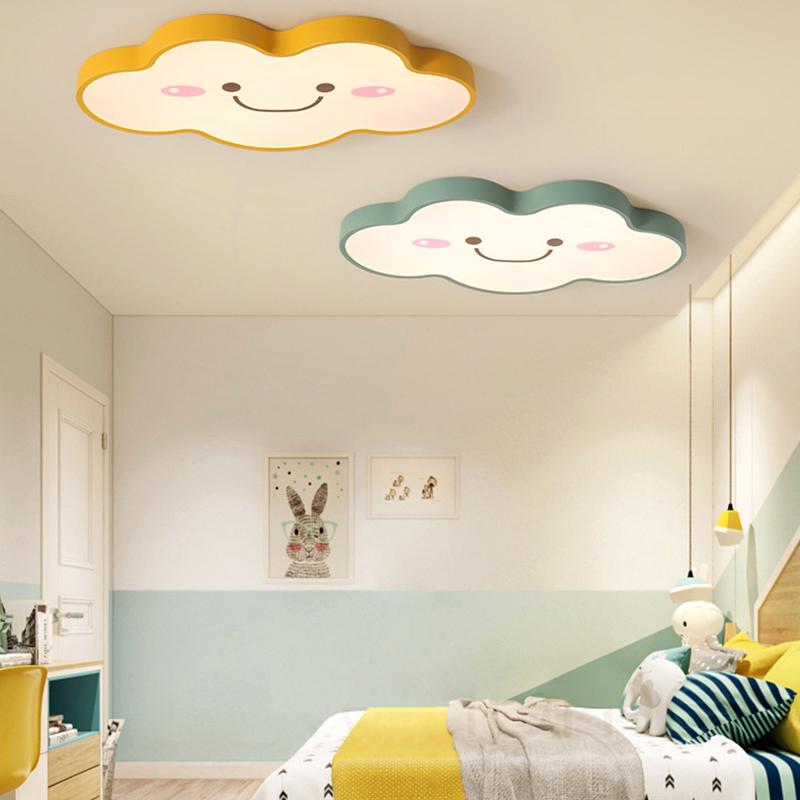 Flush Light Kids Bedroom Ceiling Lamp