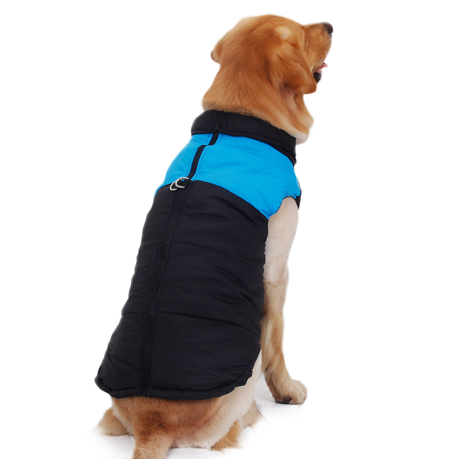 Winter Warm Pet Dog Vest Jacket Coat Popular Small Medium ...