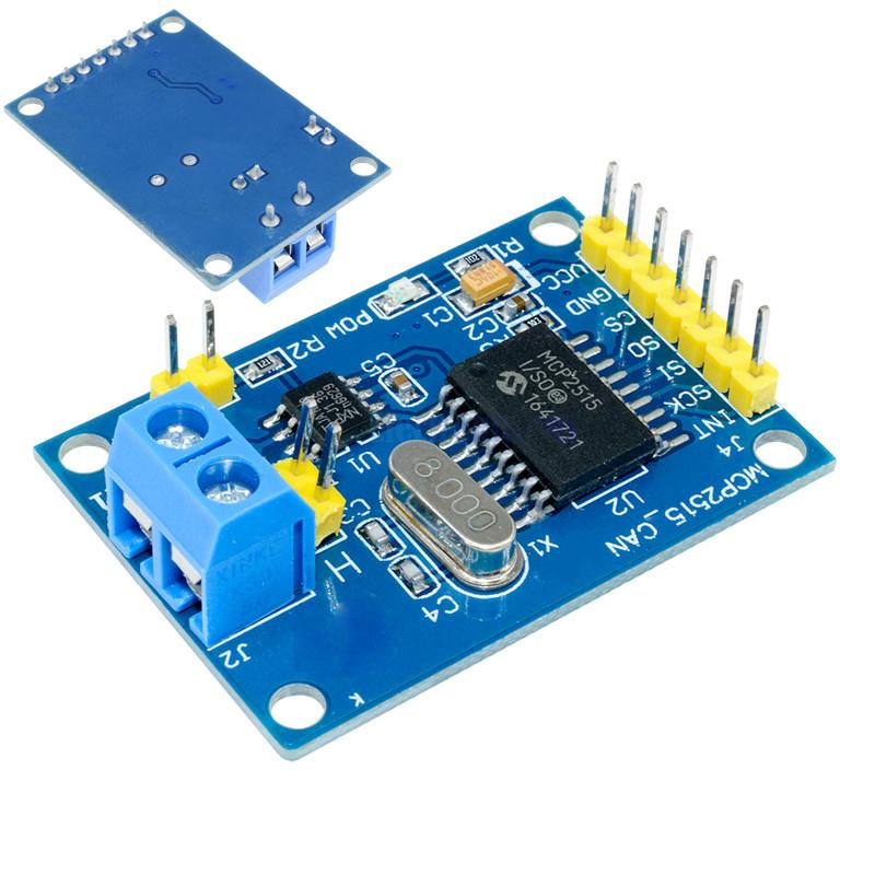 UK seller Arduino MCP2515 CAN Bus Module TJA1050 Receiver SPI Module