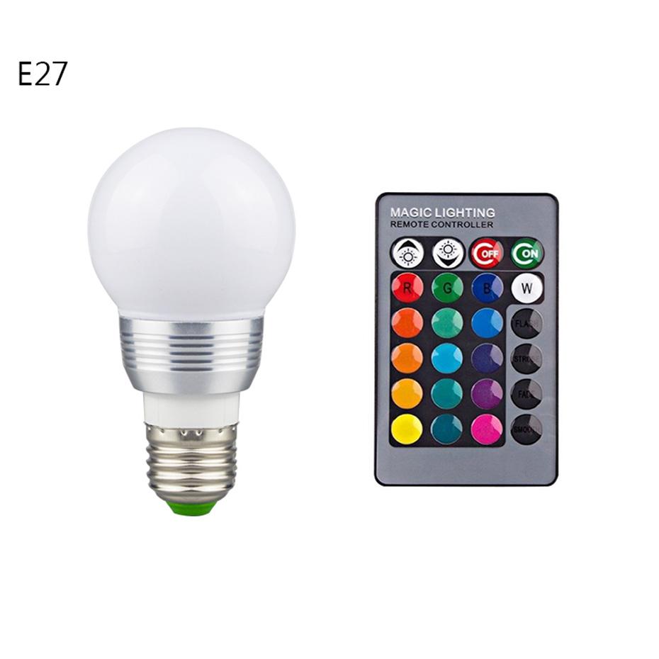 UsUn Wireless Smart LAMPADINE LAMPADINA LED RGB GU10 Lampada Dimmable variazione di colore 5W