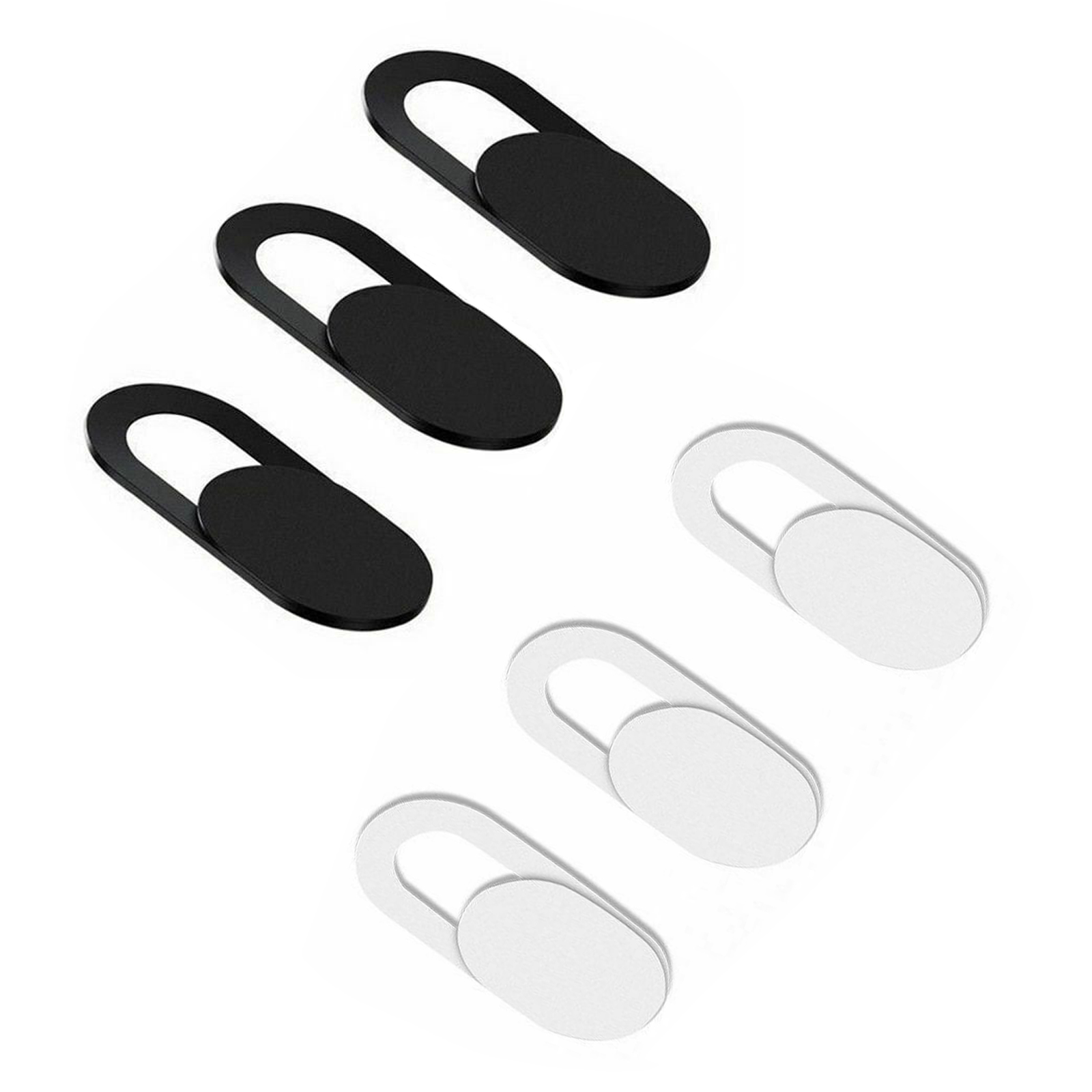 6x WebCam Shutter Privacy Slider Plastic Camera Cover Protector for Laptop Phone